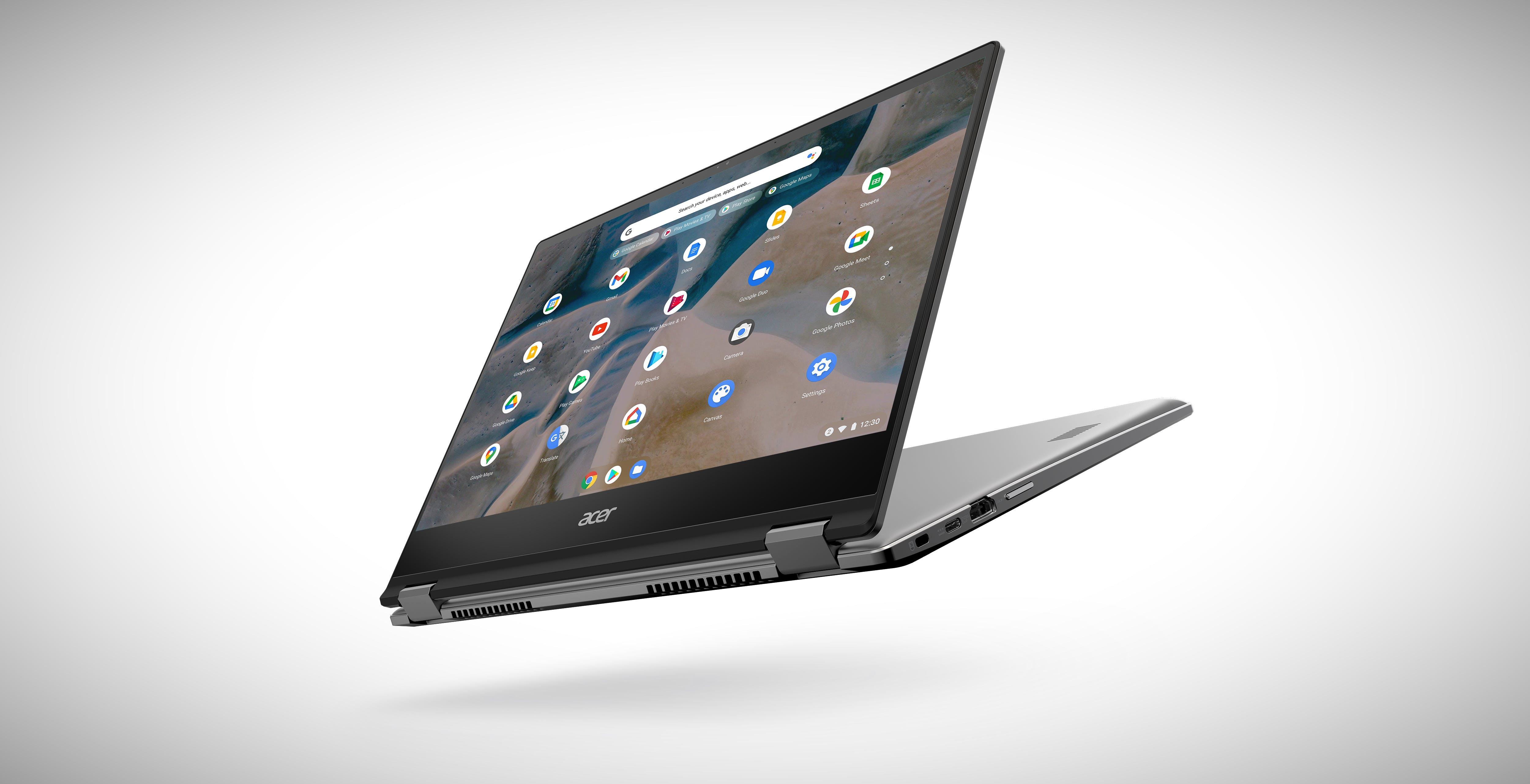 Acer, i notebook Nitro 5, Aspire 5 e 7 e il Chromebook 514 Spin hanno tutti processori AMD, anche Ryzen 5000