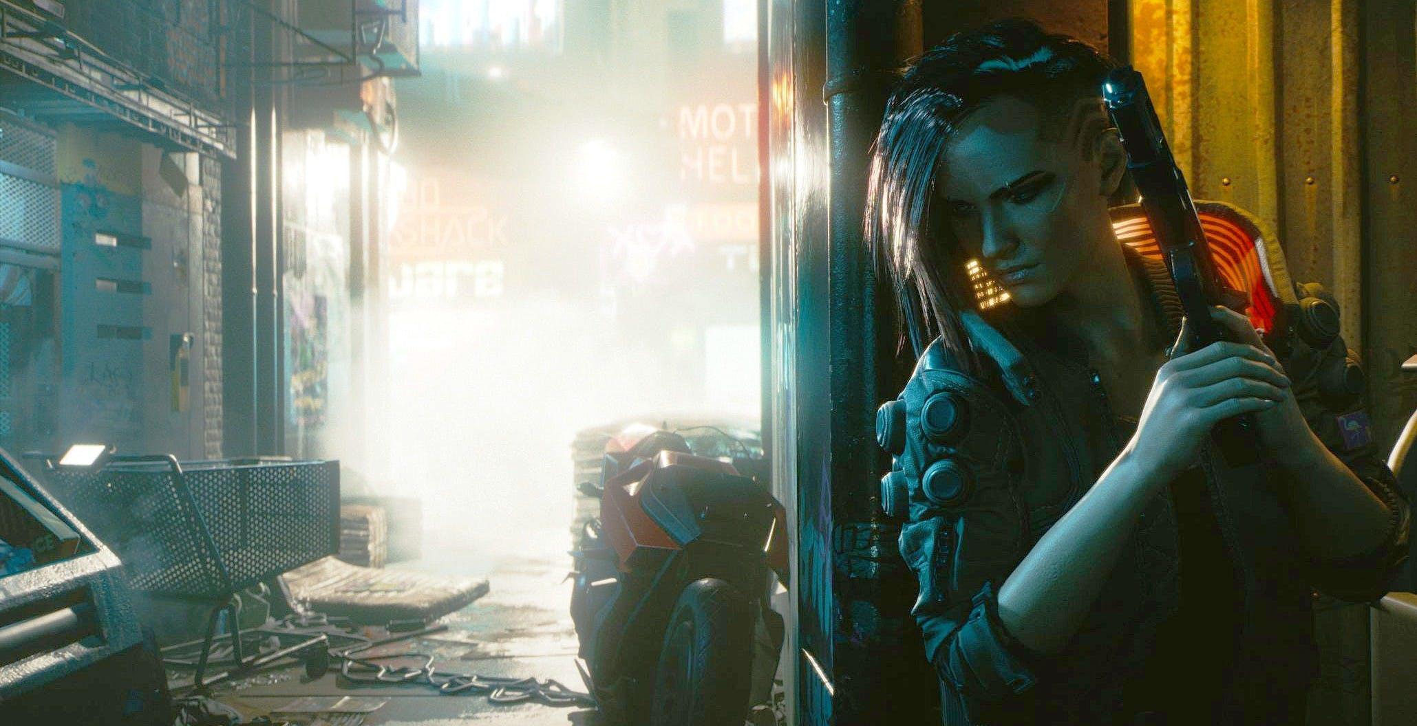 Cyberpunk 2077: per l'aggiornamento su PS5 e Xbox Series X|S bisognerà aspettare più del previsto