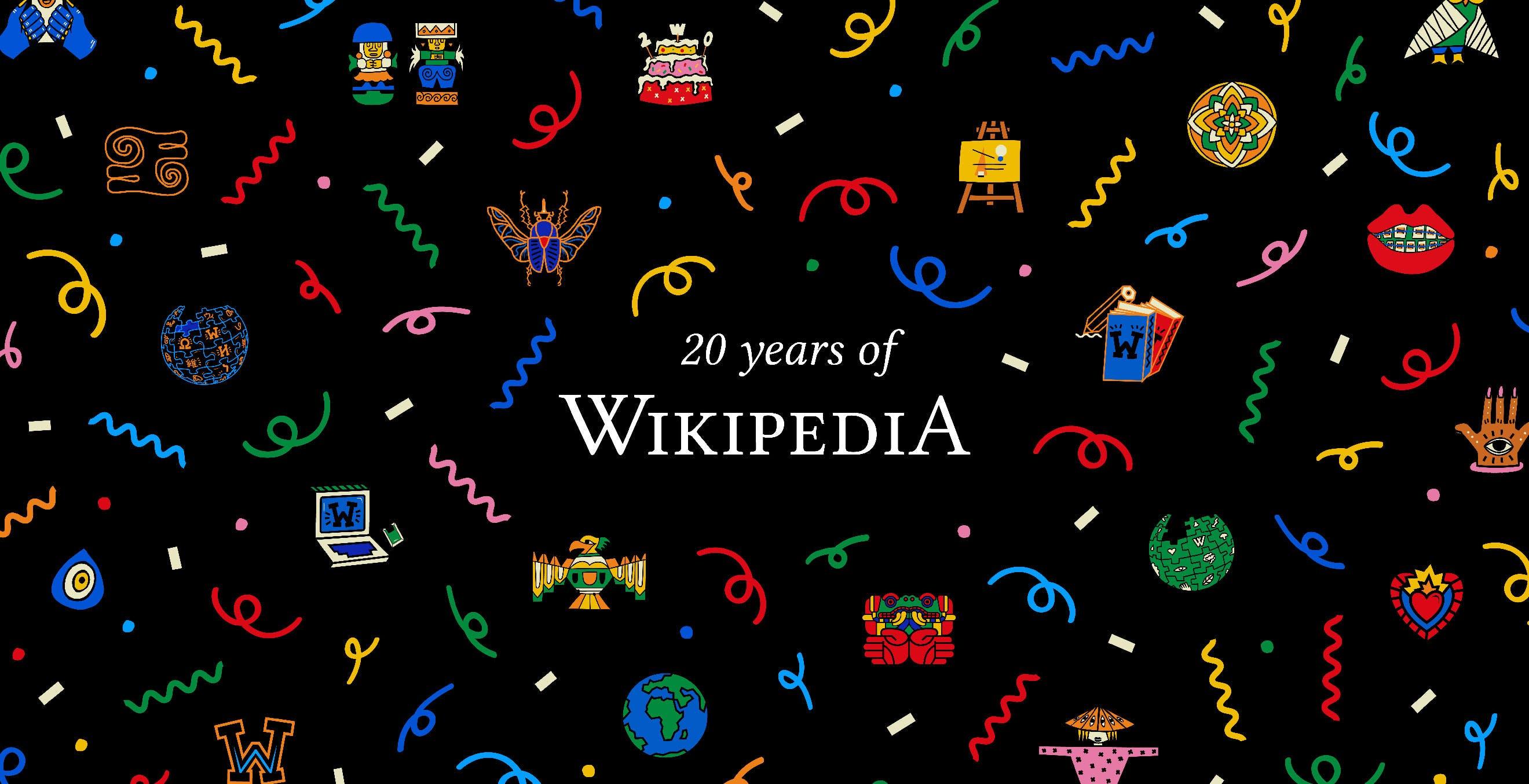 Tanti auguri a Wikipedia. Il più grande raccoglitore della conoscenza umana compie oggi 20 anni
