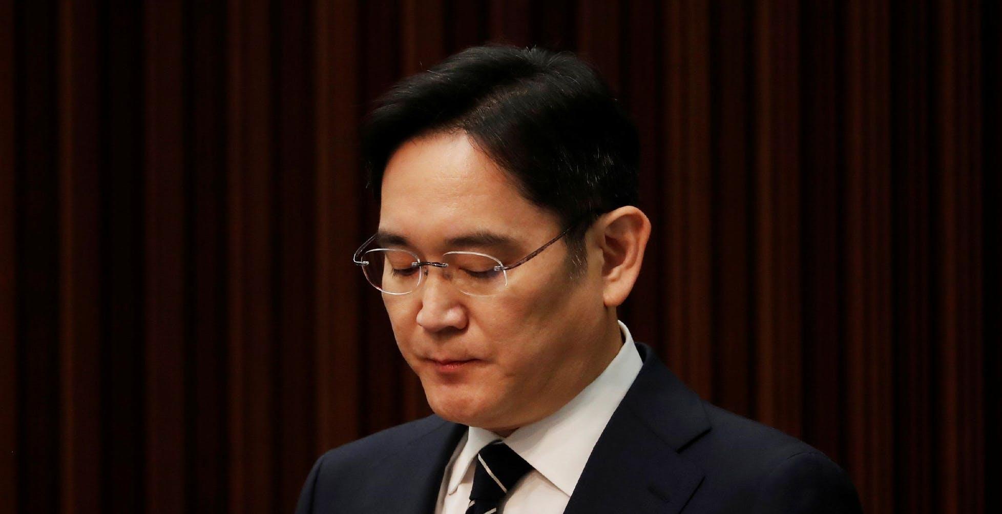 Jay Y. Lee, l'erede di Samsung, è stato condannato per corruzione