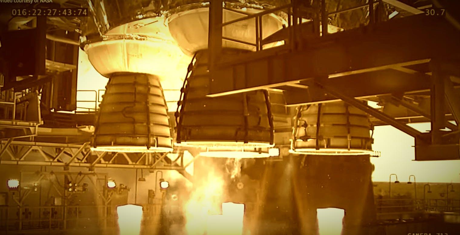 Ecco perché è fallito il test NASA sui motori RS-25: se la missione fosse stata reale il razzo sarebbe partito