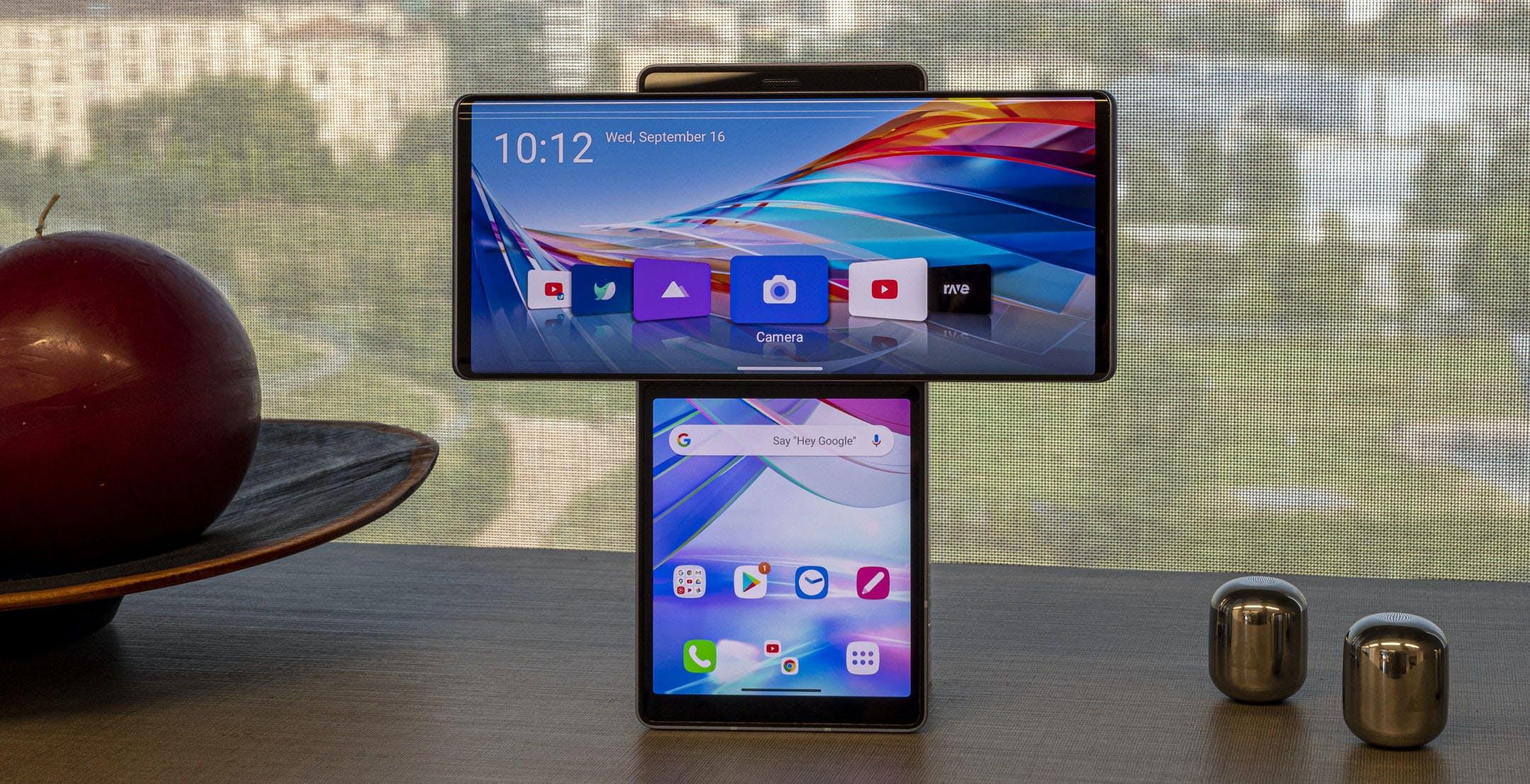 LG venderà gli impianti di produzione degli smartphone per risanare i conti