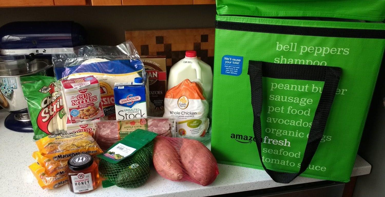 Amazon Fresh sbarca a Milano: anche frutta, verdura e altri freschi a casa in giornata (ma serve un invito)