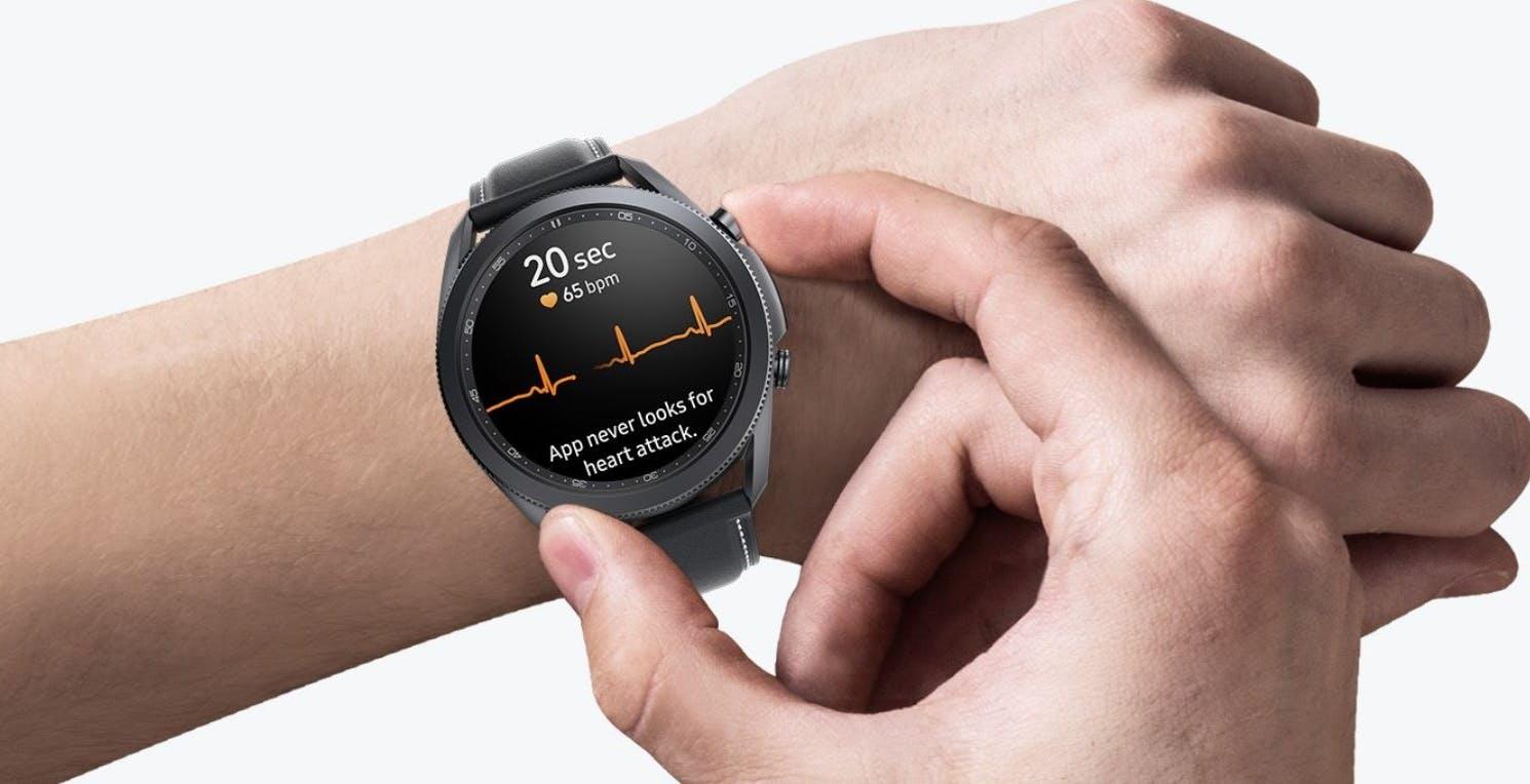 Galaxy Watch 3 e Active 2 rileveranno la fibrillazione atriale anche in Italia
