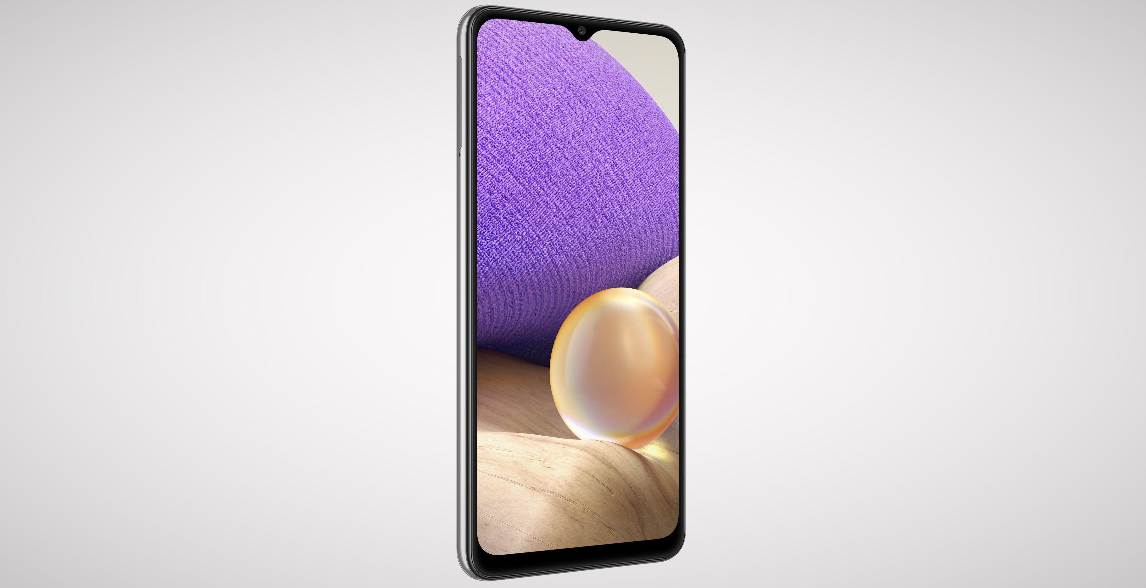 Galaxy A32 5G ufficiale: schermo da 6,5'' e connettività 5G a 299 euro