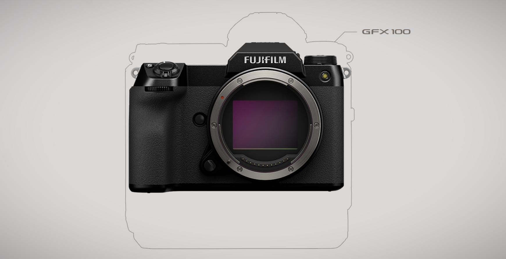 Fujifilm GFX100S, la medio formato più piccola e leggera. E costa la metà della GFX100