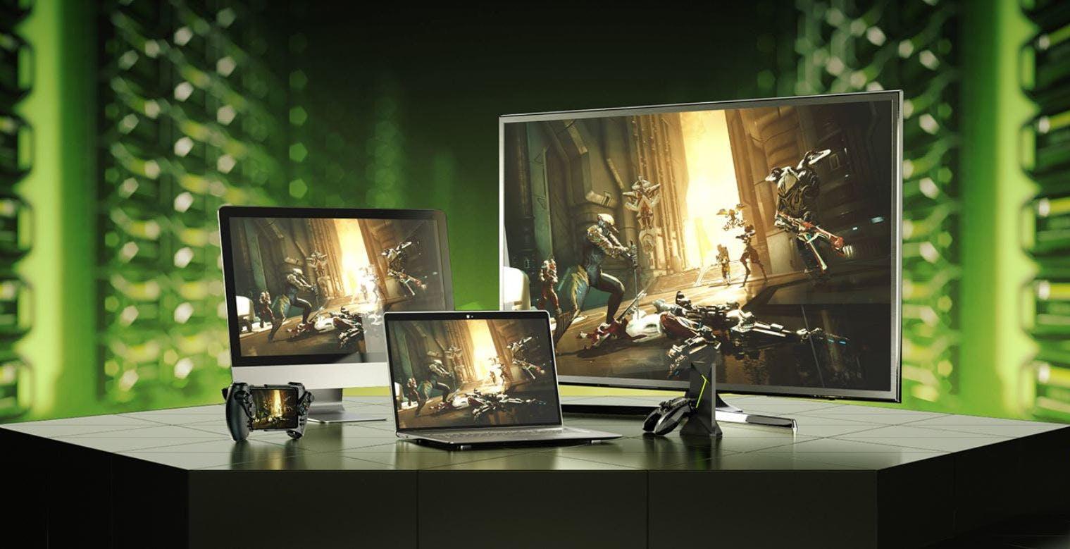 GeForce Now si espande: da oggi si gioca anche su Chrome e sui nuovi Mac con M1