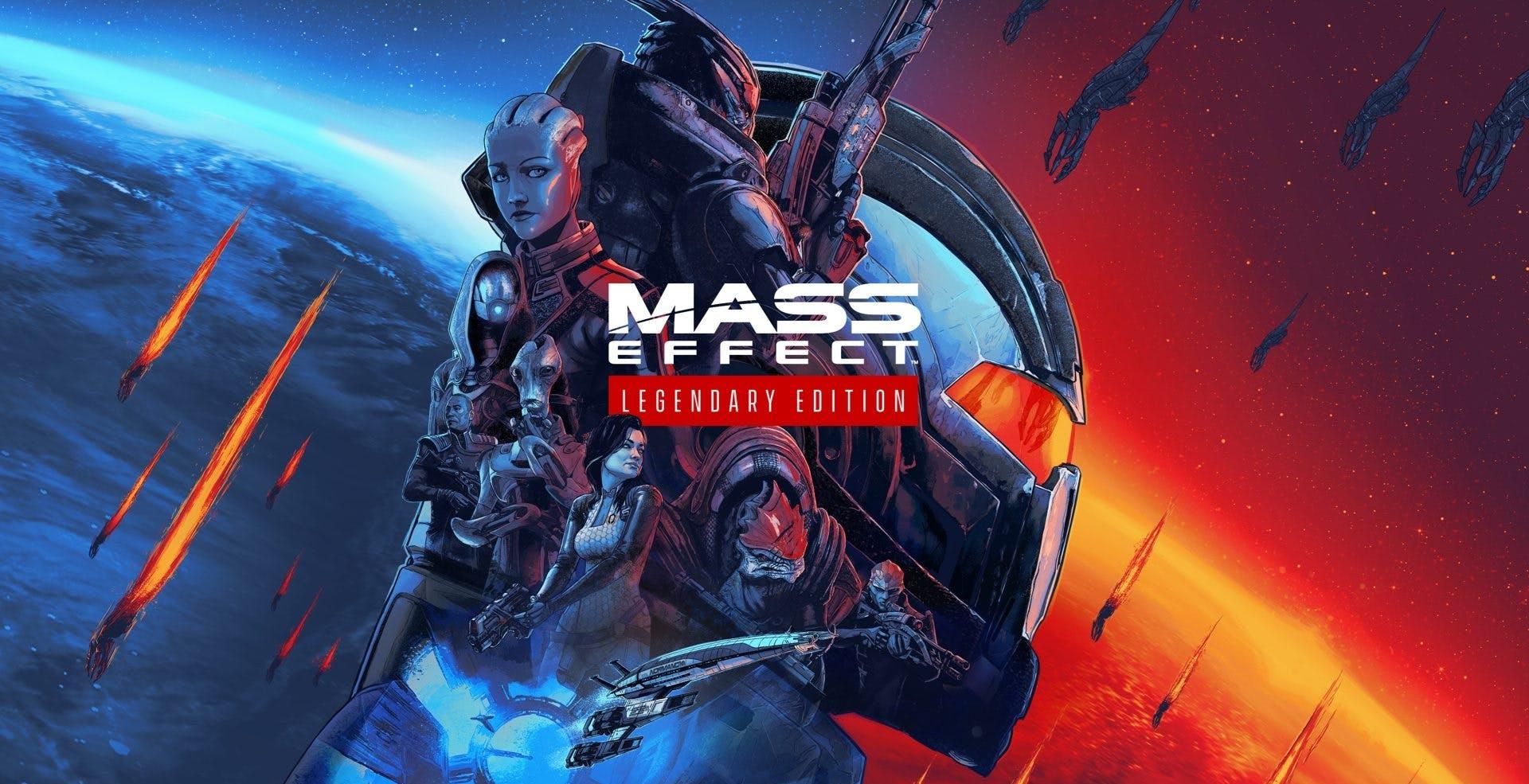 Il 14 maggio torna la trilogia di Mass Effect rimasterizzata in 4K e HDR