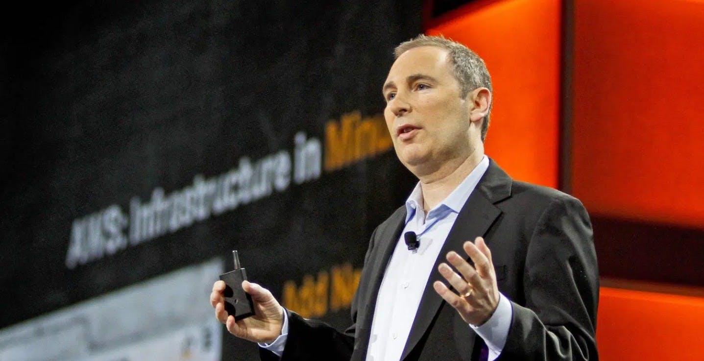 Chi è Andy Jassy, l'uomo che sostituirà Bezos come CEO di Amazon