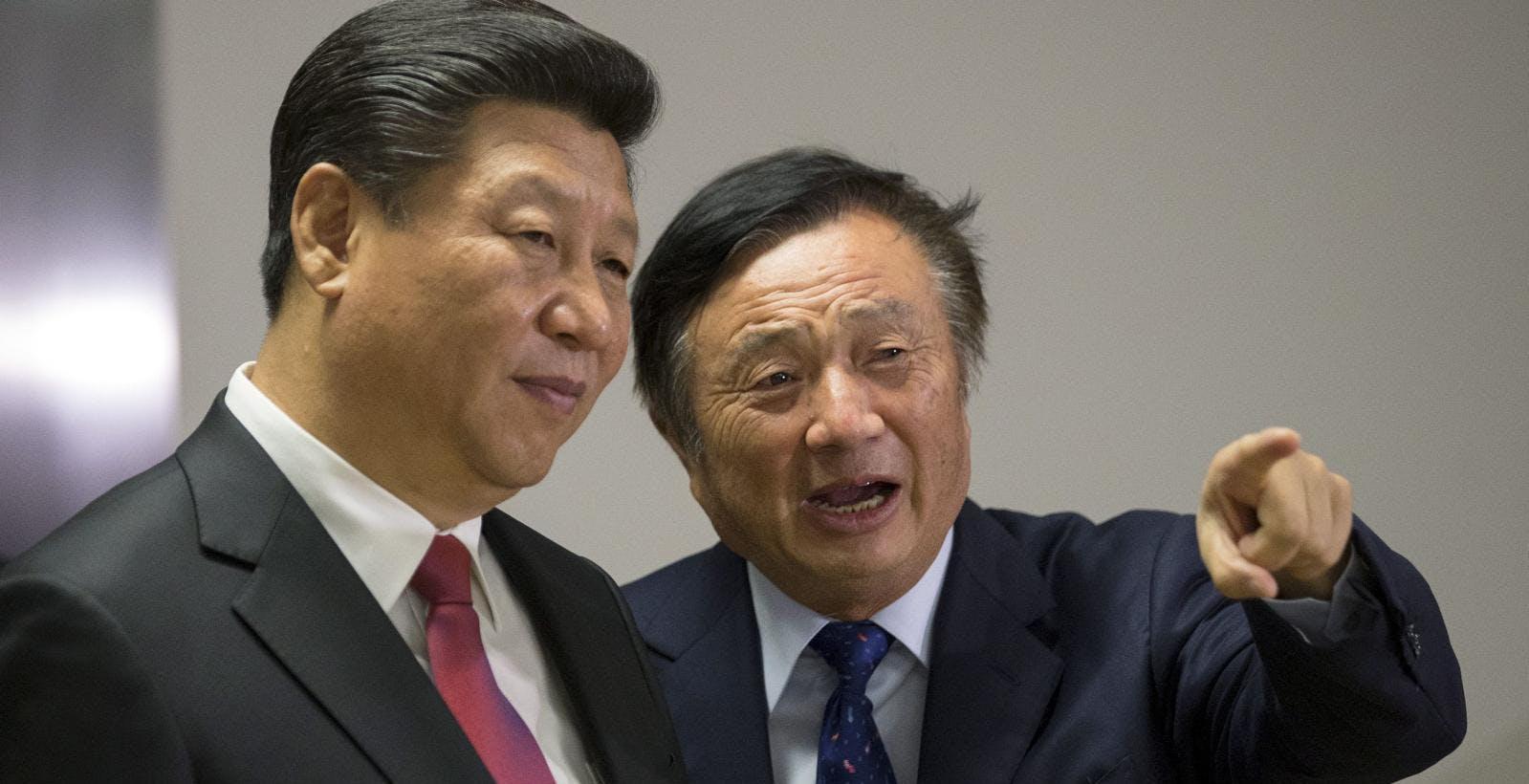 Huawei, il CEO Ren Zhengfei chiede al presidente Biden di riaprire il dialogo