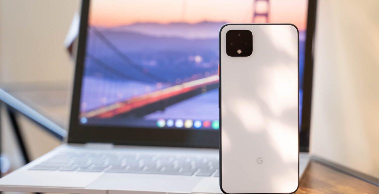 Ecco Android Phone Hub, l'app che connette telefono ai Chromebook. Sarà un'esclusiva dei Pixel