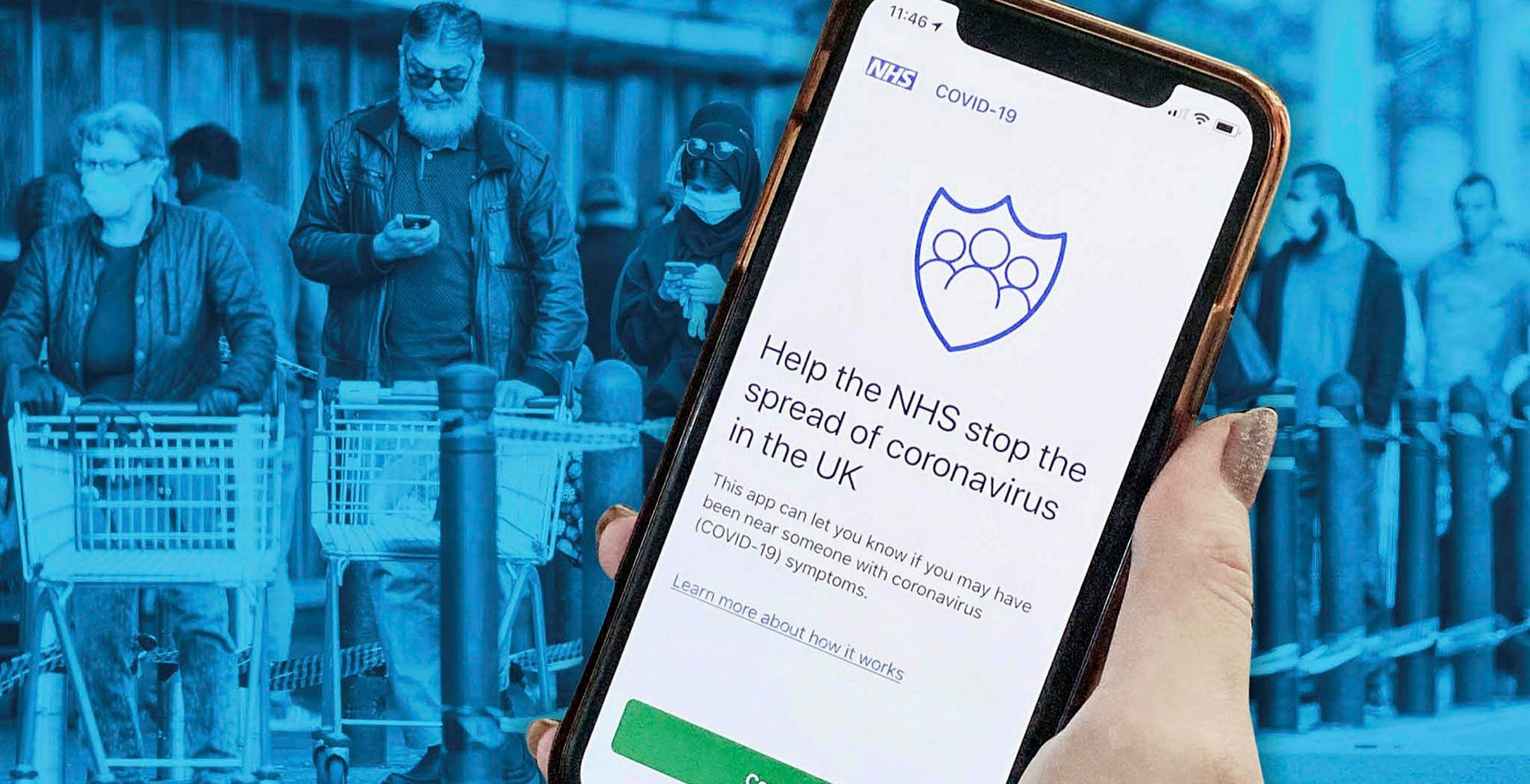 L'app di contact tracing inglese ha prevenuto 600.000 contagi e dimostra che anche Immuni sarebbe utile. Se venisse usata