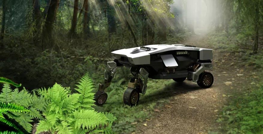 Hyundai ha costruito un veicolo dotato di ruote e gambe. Può andare ovunque