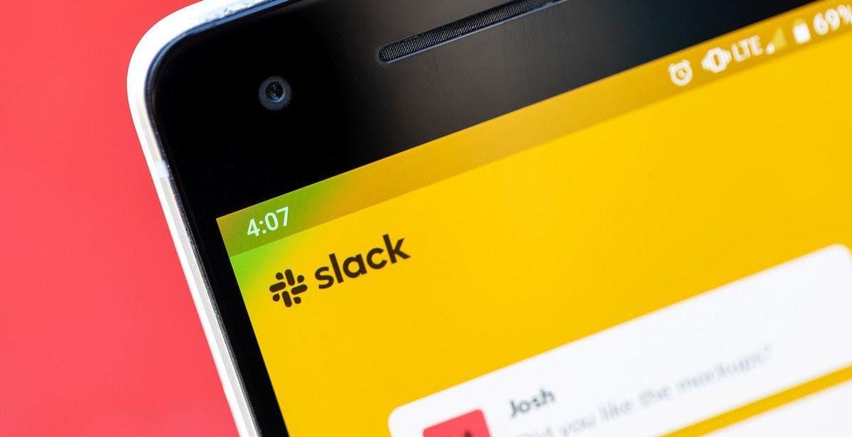 Slack, nell'app Android la password veniva salvata in chiaro. L'azienda chiede di cambiarla subito