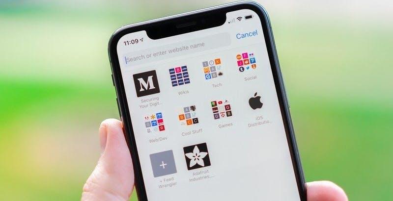 Apple, la nuova beta di iOS nasconde gli indirizzi IP quando contatta Google per il servizio Safe Browsing