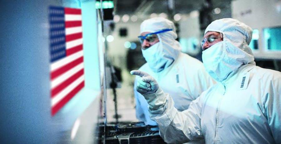 L'industria di chip americana chiede a Biden fondi per tornare competitiva a livello globale