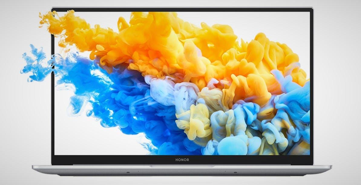Honor MagicBook Pro: disponibile la versione con processore Intel