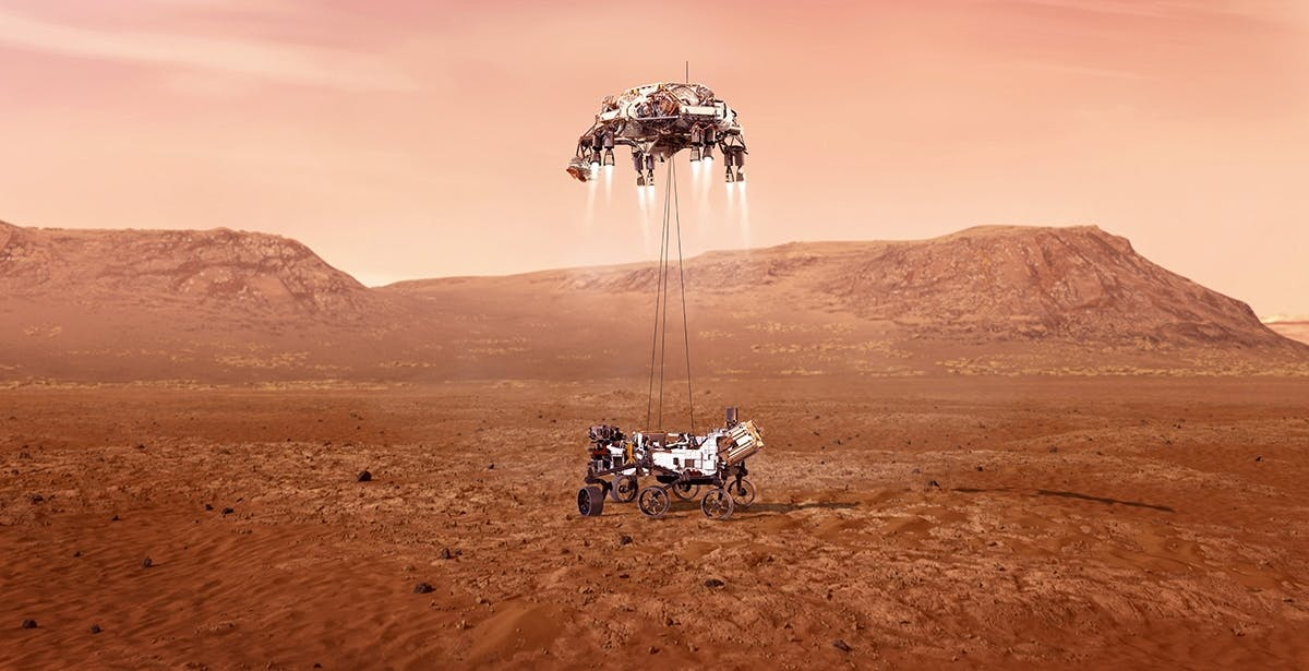 Ingresso, discesa, atterraggio: i 7 minuti di terrore verso Marte di Perseverance. Tutte le tappe