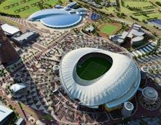 I Mondiali di calcio del 2022 li vedremo probabilmente sulla Rai e su Amazon