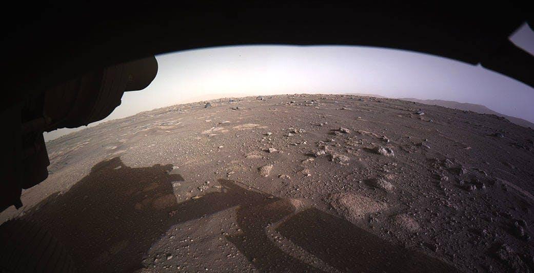 La NASA mostrerà stasera il video ad alta qualità della discesa di Perseverance su Marte