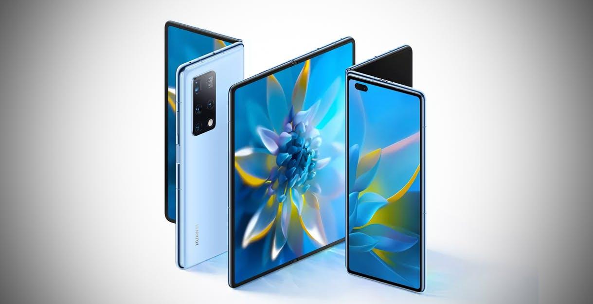 """Huawei ha presentato Mate X2. Gli ha cambiato piega e gli ha dato uno """"schermo in più"""""""