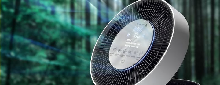 LG PuriCare 360, la prova del purificatore d'aria che sconfigge l'inquinamento domestico