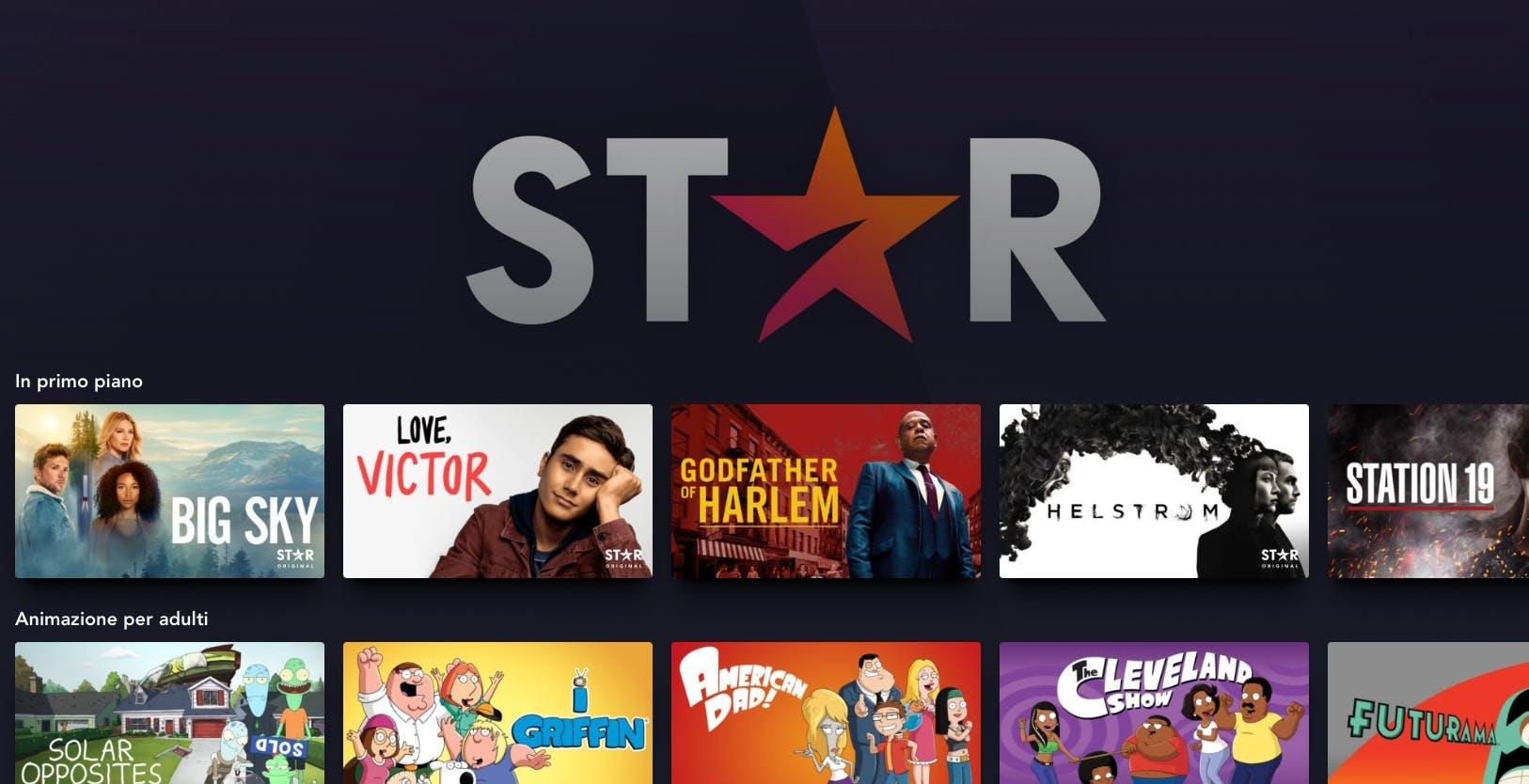 È arrivato STAR su Disney+ con contenuti in Ultra HD e HDR. La lista dei titoli in 4K