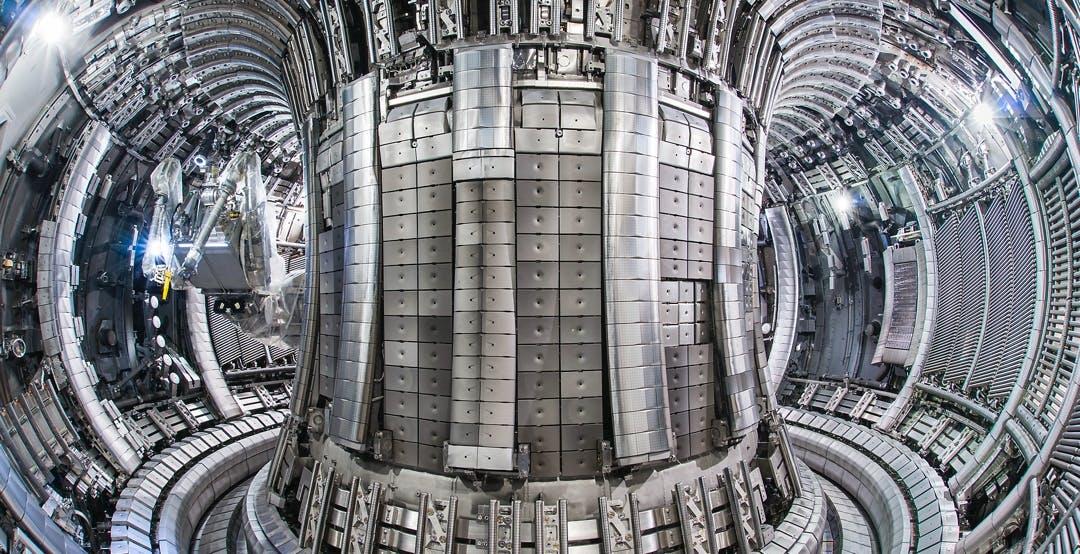 Prove generali di fusione nucleare: al JET si prova il carburante del reattore ITER