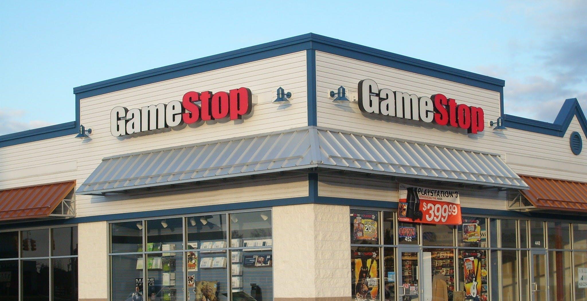 GameStop vola in borsa: sta succedendo di nuovo?