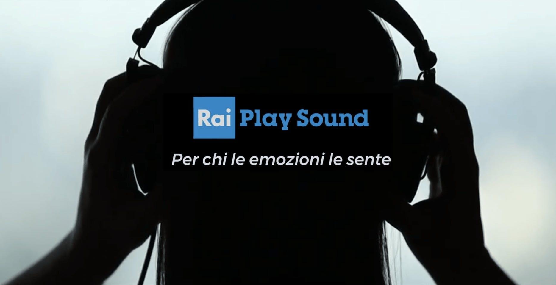 Nasce Rai Play Sound, la piattaforma per radio e podcast