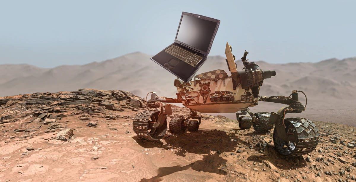 Il rover Perseverance monta il processore di un Mac del 1997. La strana scelta della NASA