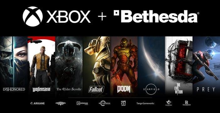 Cosa farà Microsoft con i giochi Bethesda?