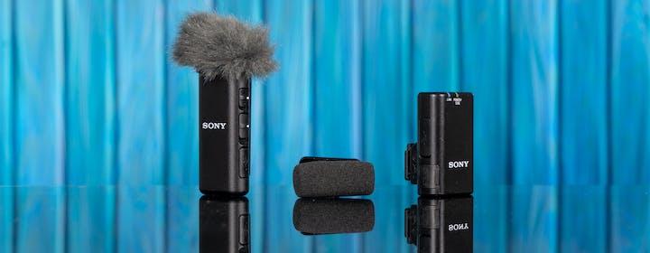 Una pacchia per i videomaker: il radio-microfono di Sony tira fino a 200 metri