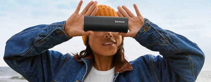 Musica ovunque: arriva in aprile Sonos Roam, Wi-Fi e multiroom ma anche super-portatile