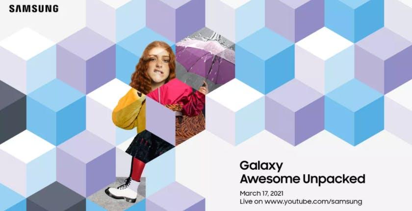 Samsung, nuovo Unpacked il 17 marzo. Verranno presentati Galaxy A52 e A72?