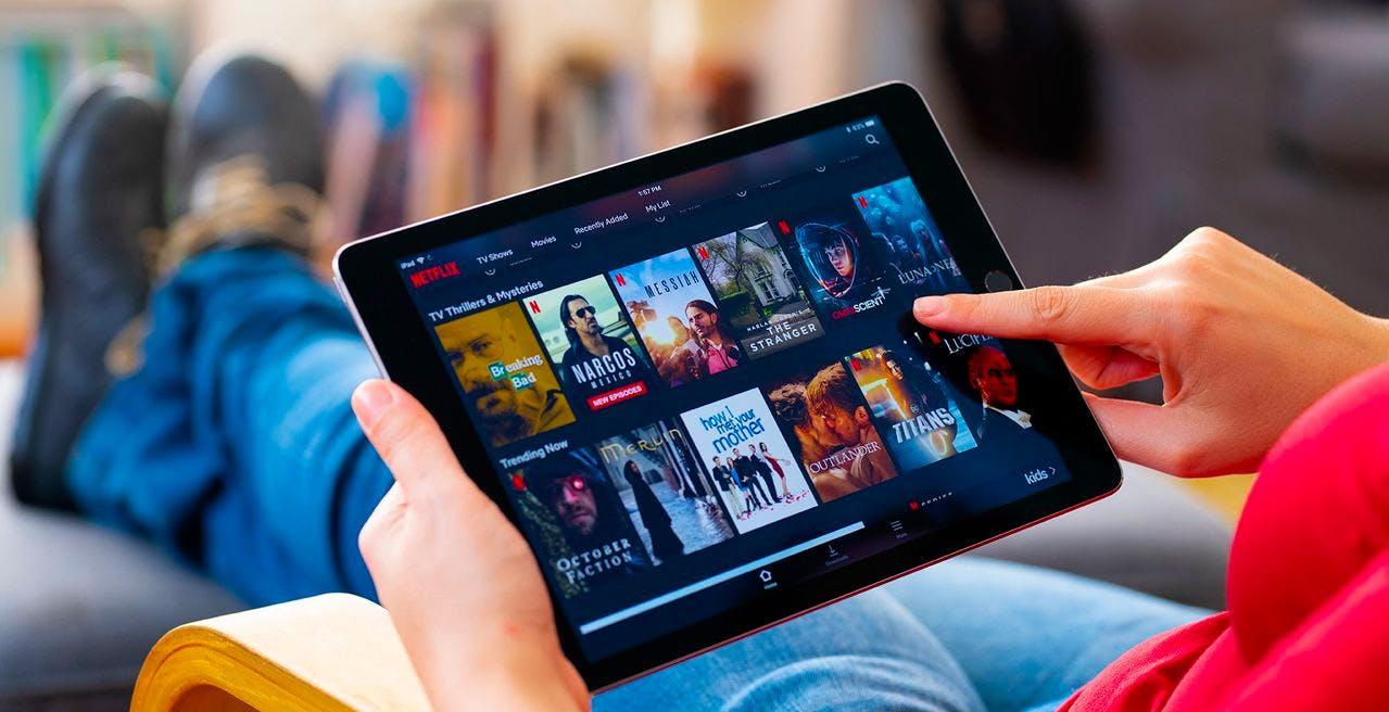 Netflix ha bloccato la condivisione dell'account per alcuni utenti. Al momento è un test