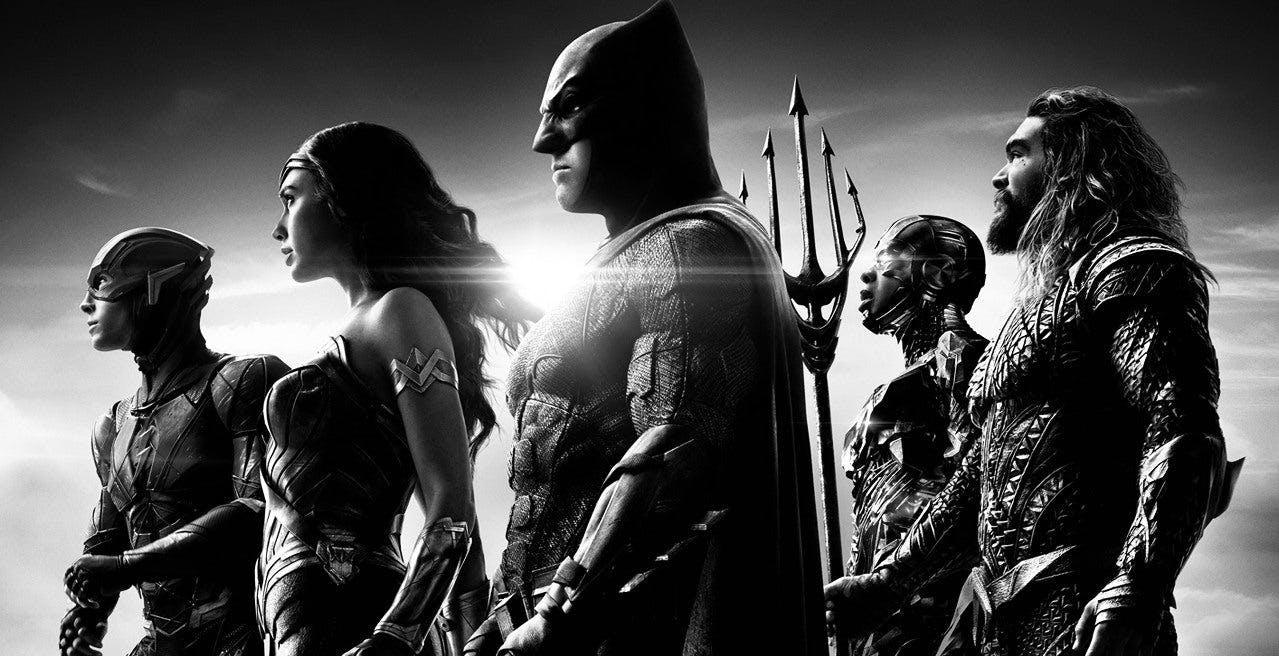 Zack Snyder's Justice League sarà trasmesso da Sky il 18 marzo. Streaming incluso su Now TV