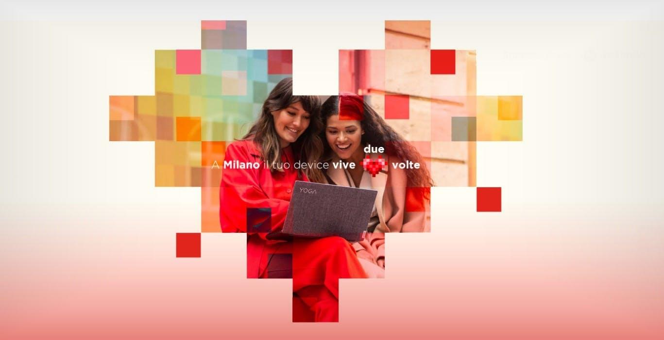 Lenovo e il comune di Milano insieme per donare PC ricondizionati agli studenti