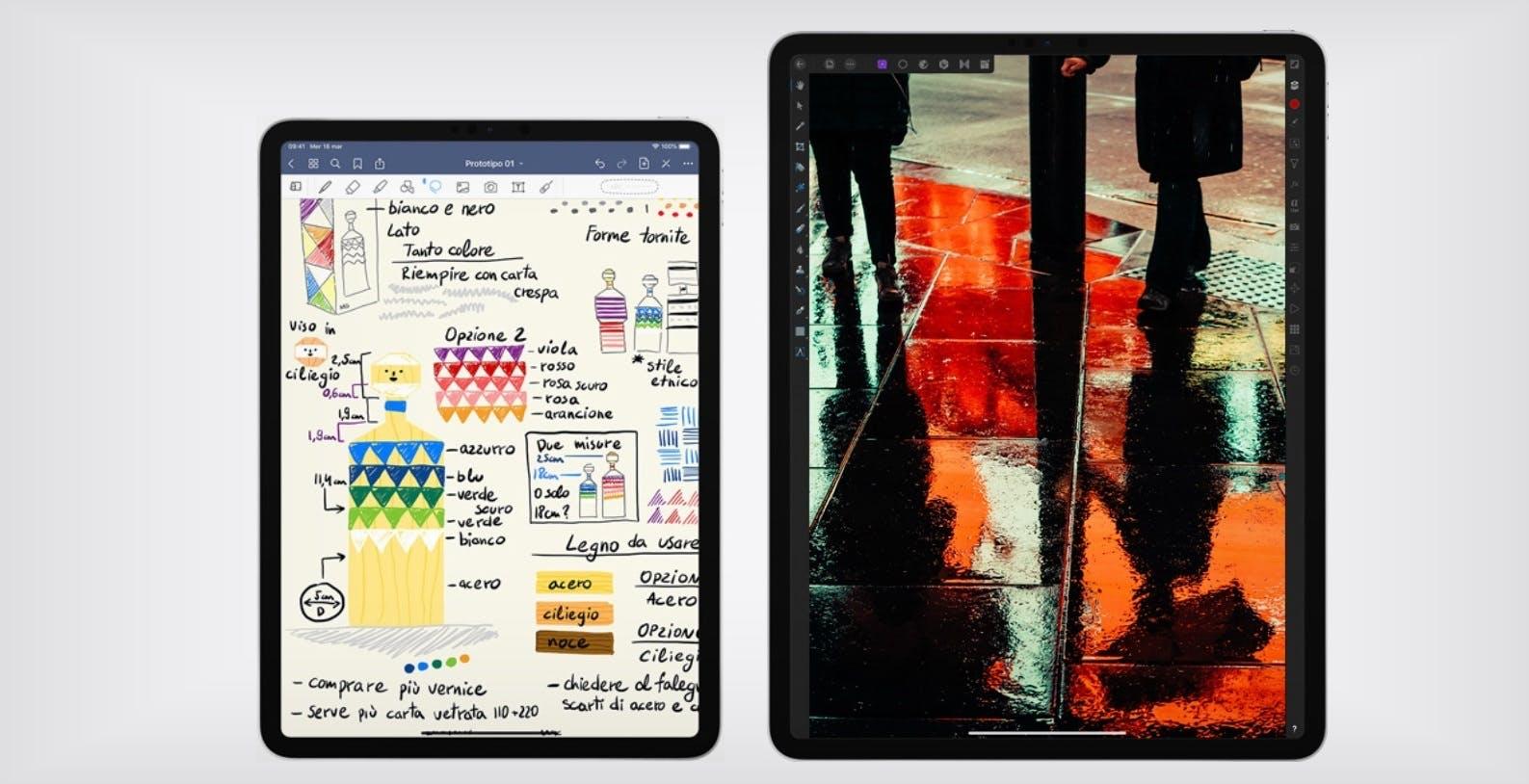 Bloomberg è sicuro: iPad Pro con schermi Mini LED e Thunderbolt già ad aprile
