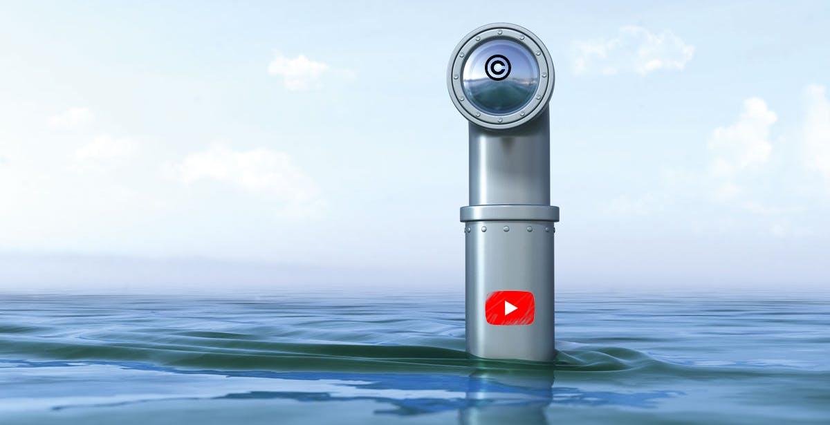 YouTube ora avvisa i creatori di contenuti sulle violazioni di copyright prima di pubblicare i video
