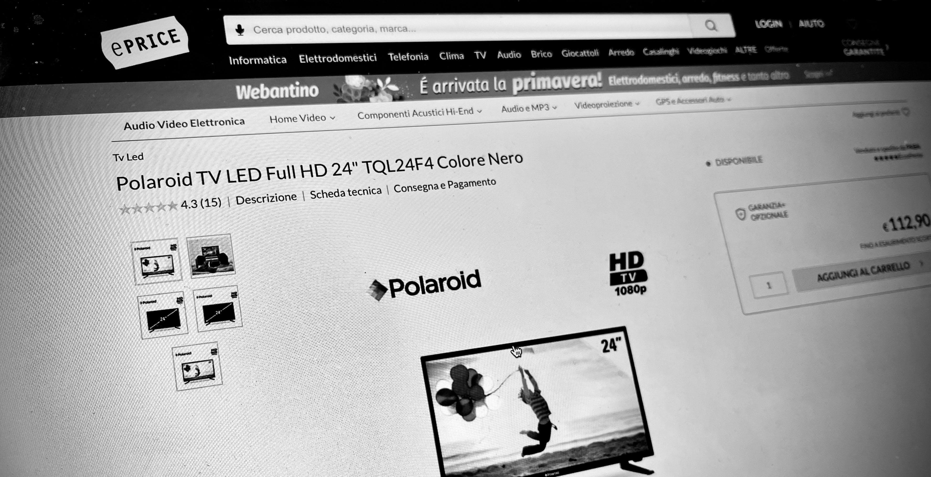 Marketplace e vendite fuori legge: c'è chi vende ancora TV senza DVB-T2 e pretende di aver ragione
