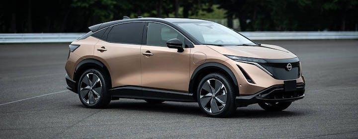 Nissan Ariya, primo contatto: foto, lancio e versioni disponibili