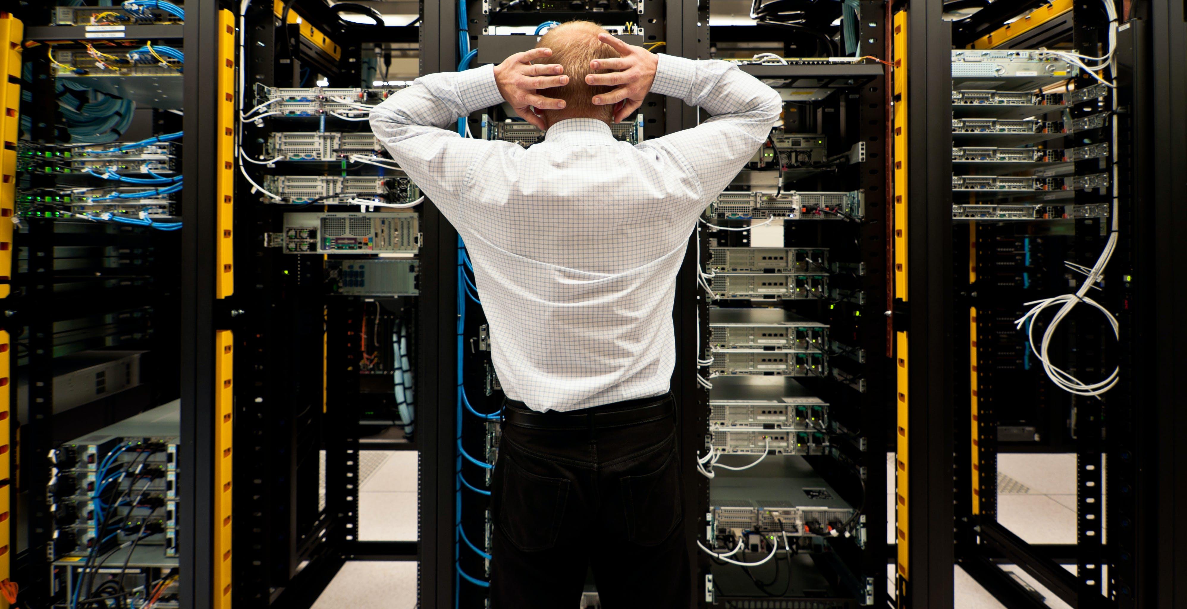 Che fine farebbero le nostre foto se andassero a fuoco i datacenter di Apple, Google o Amazon? La nostra indagine