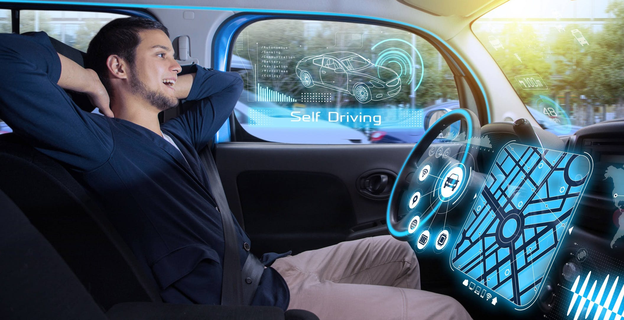 Le auto a guida autonoma possono essere hackerate troppo facilmente. Lo dice un rapporto dell'Agenzia Europea