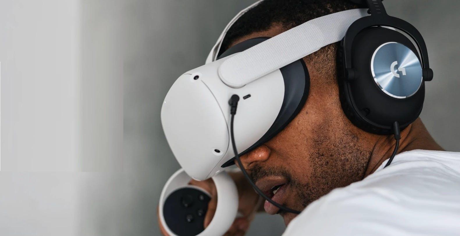 Ecco due cuffie Logitech per Oculus Quest 2. Entrambe sono certificate Oculus Ready