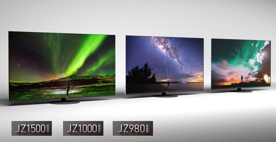 Panasonic annuncia la nuova gamma di TV OLED con FreeSync, VRR e pannello ad alta luminosità