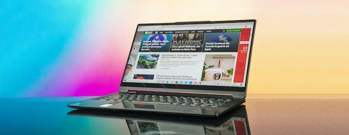 Lenovo Yoga 9 14i, recensione. Ottime prestazioni ma prezzo eccessivo, con una autonomia così così