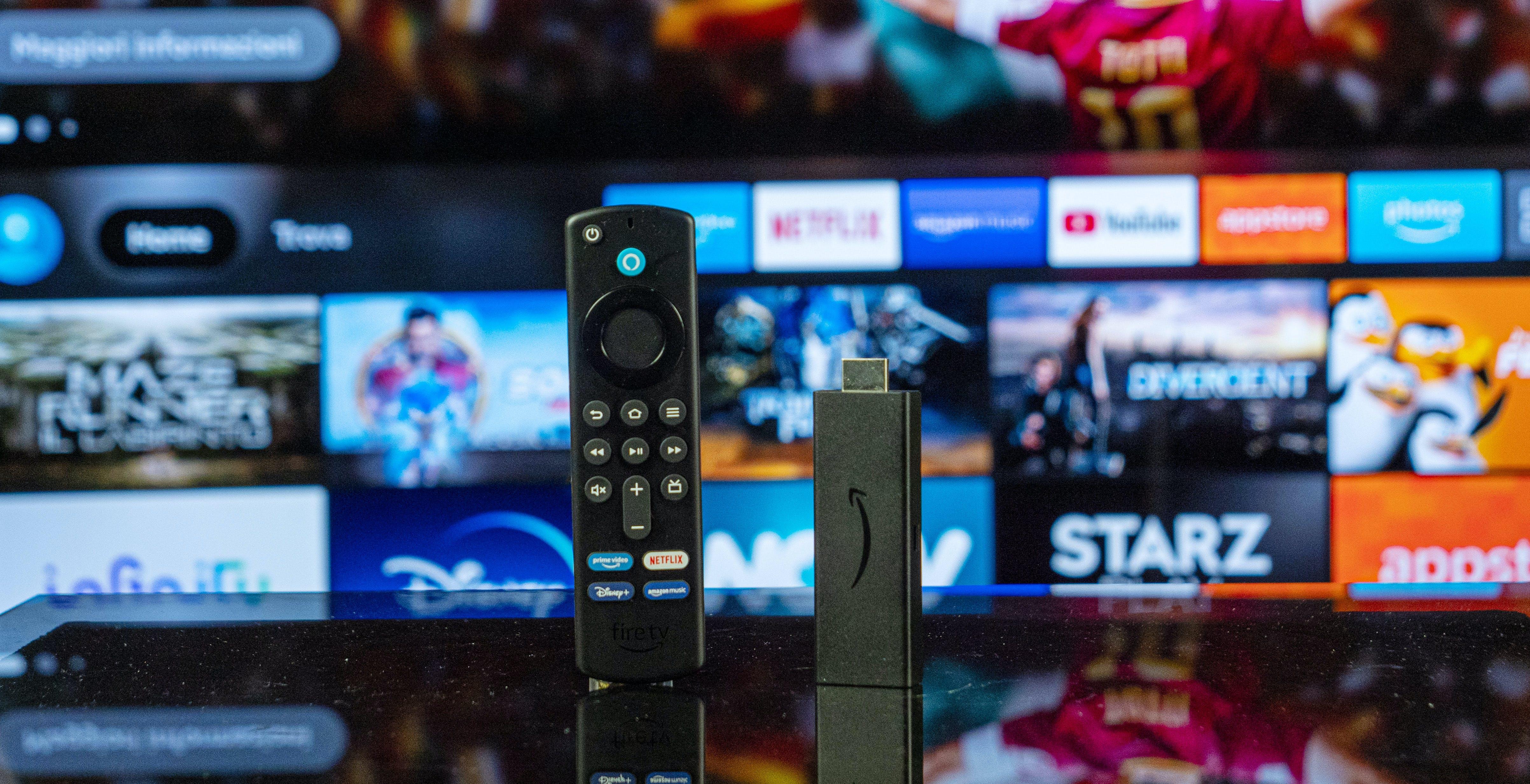 Fire TV Stick 2021, la prova della nuova interfaccia e del nuovo telecomando
