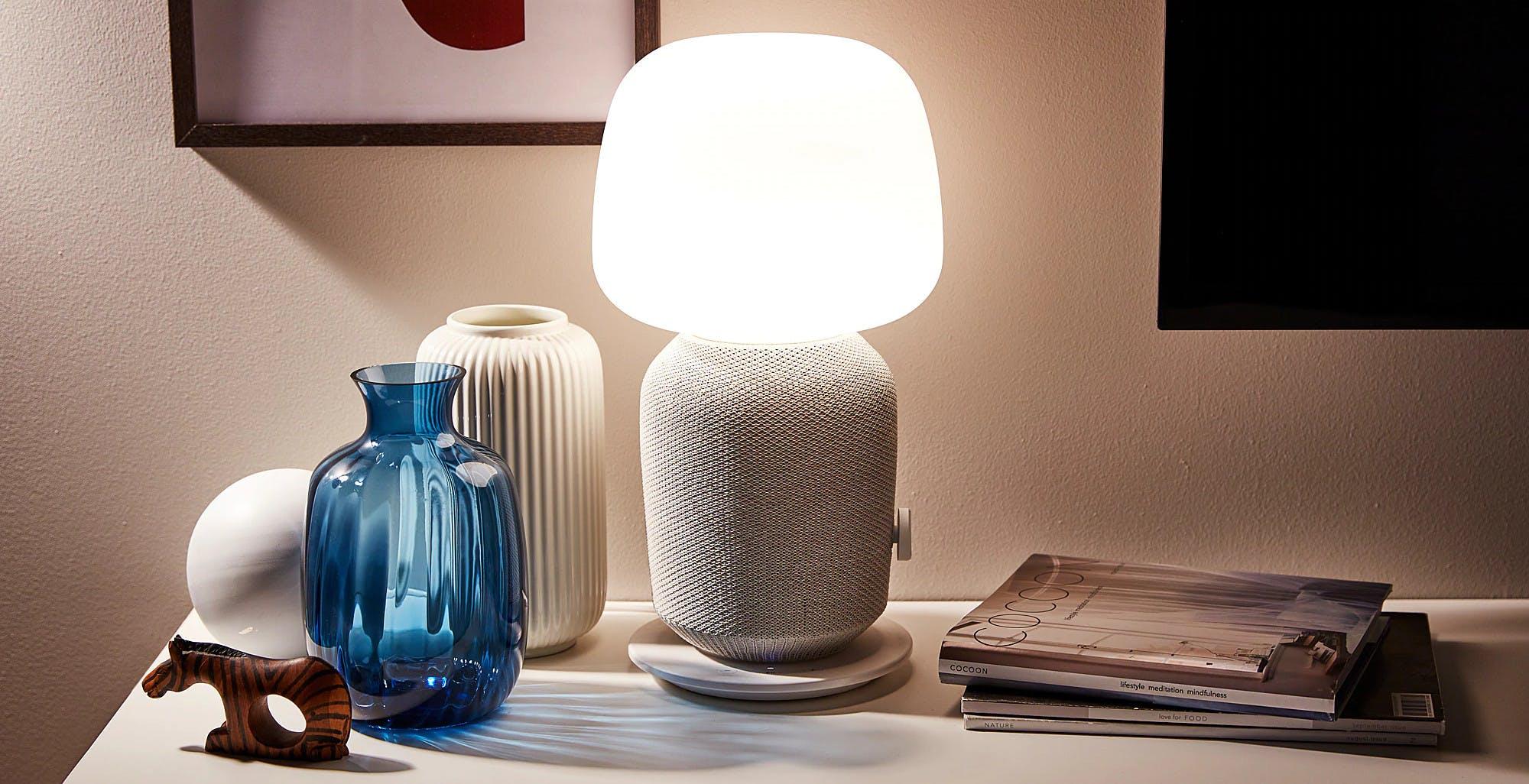 IKEA e Sonos rinnovano la lampada con altoparlante Symfonisk. In arrivo anche dei quadri con altoparlanti