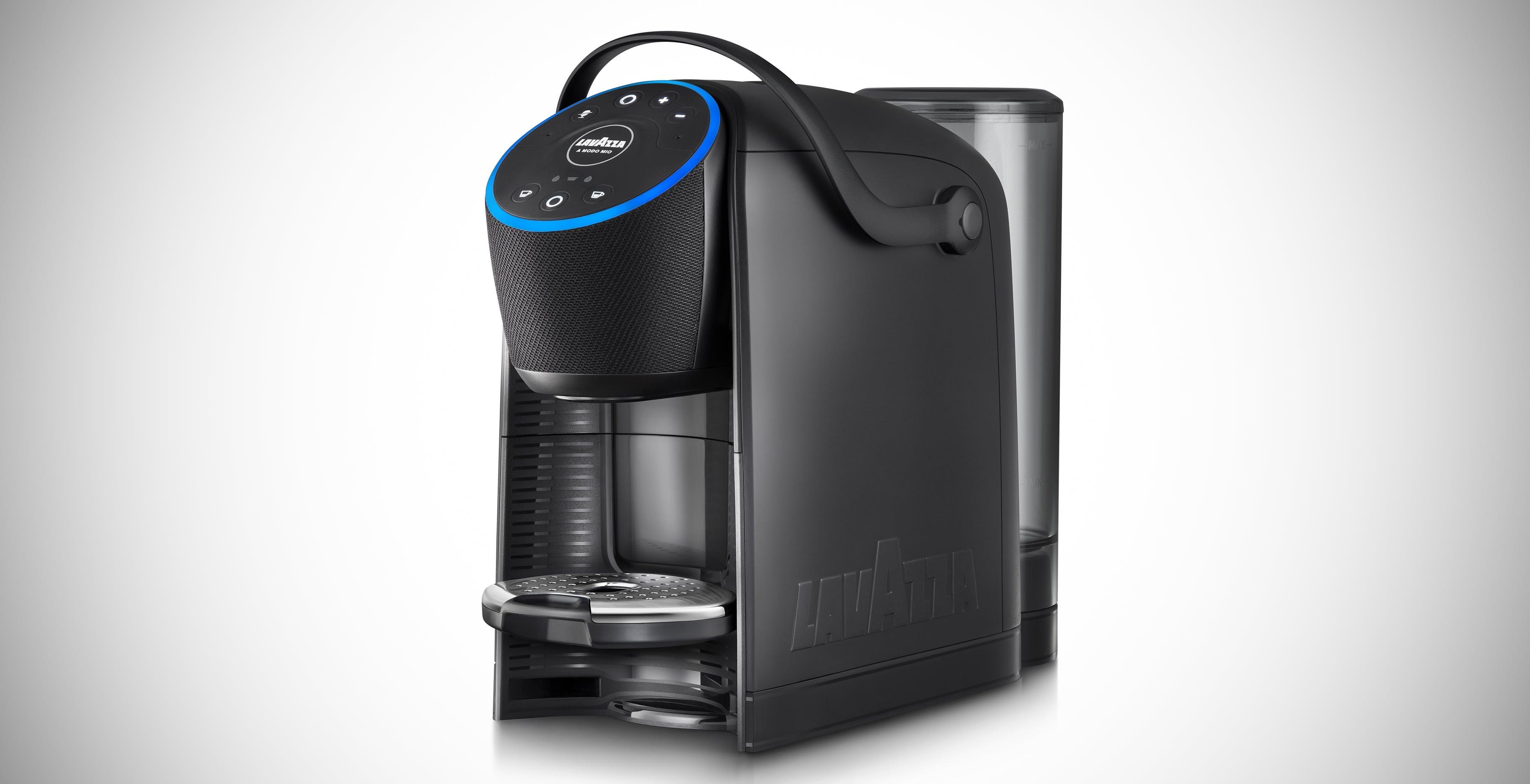 Ecco Lavazza A Modo Mio Voicy, la prima macchina del caffè con Alexa integrata